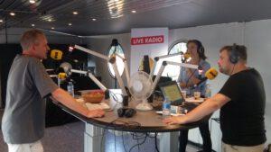 Feite op BNR nieuwsradio